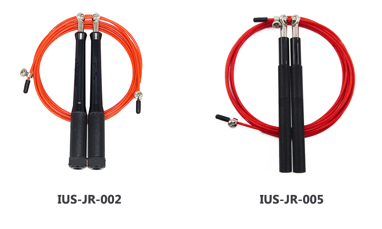 2017 New Jump Rope Aluminum Jump Rope