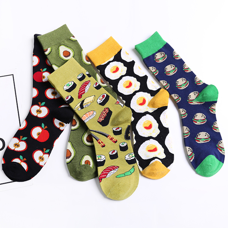 Alibaba.com / Best selling weave cotton casual socks Wholesale Cotton socks custom