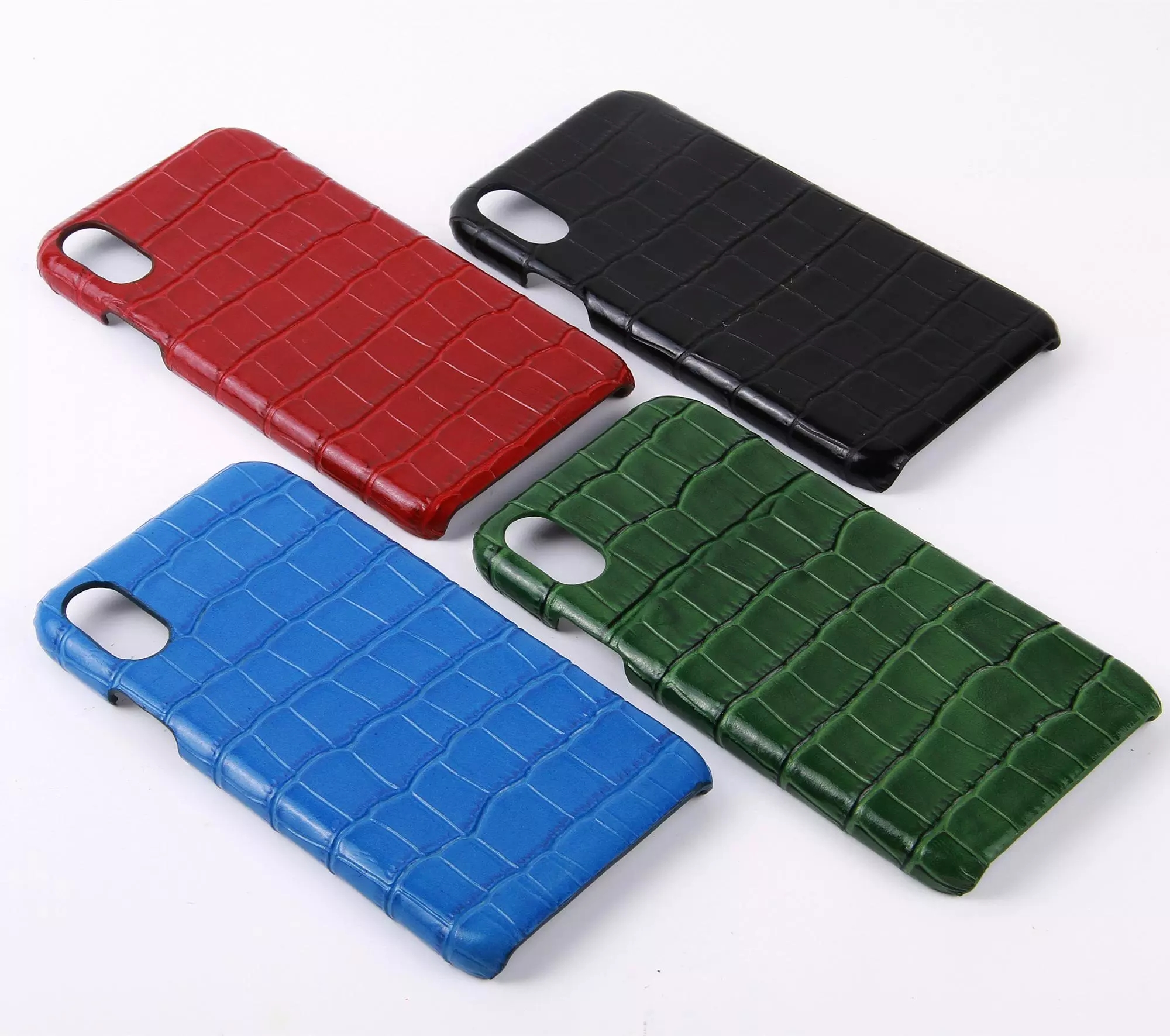 Magnetic Leather Cell Phone Wallet Case