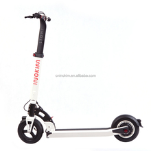 foldable two wheels portable scooter electric for outdoor fun with patent