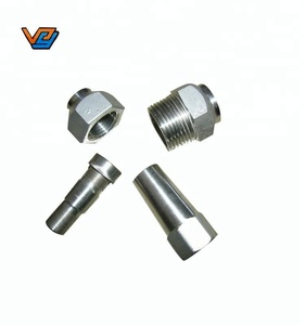 Latest design leading quality cnc milling central machinery parts