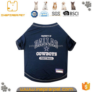 Sports pet T-Shirts cloth dog apparel