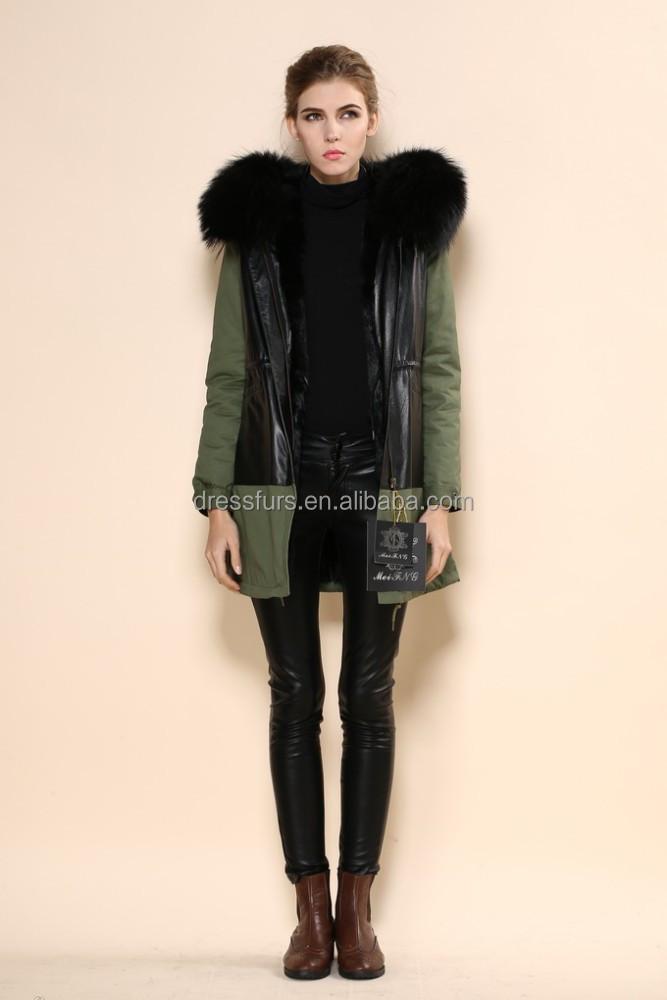 Veste hiver femme noir