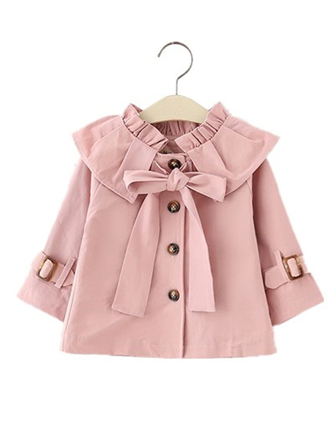 3e078e13d Get Quotations · Samuel Roussel New Spring Autumn Girls Trench Coat Fashion  Outwear Kids Blazer Jackets Baby Girls Clothes