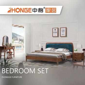 hohe qualitat holz betten high back massivholz einzelbett schlafzimmer mobel set