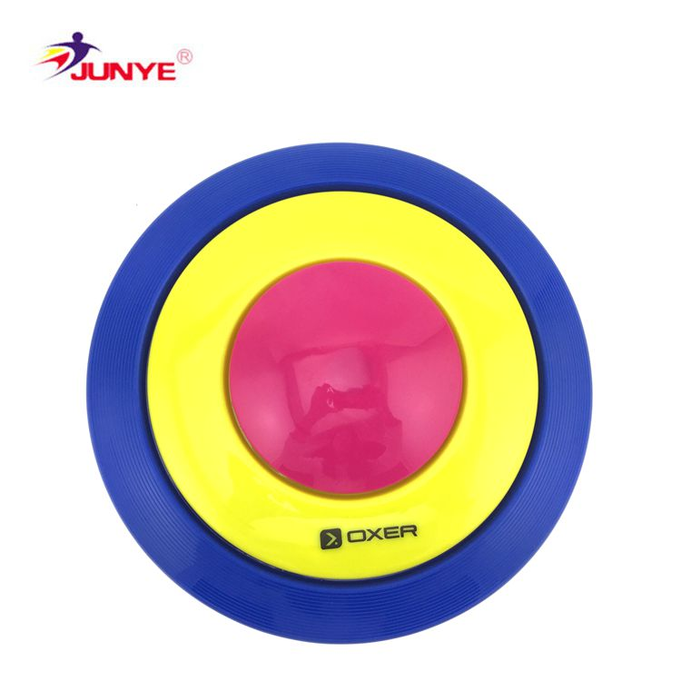 Cheap Wholesale fabric flying plastic frisbee ring flying frisbee