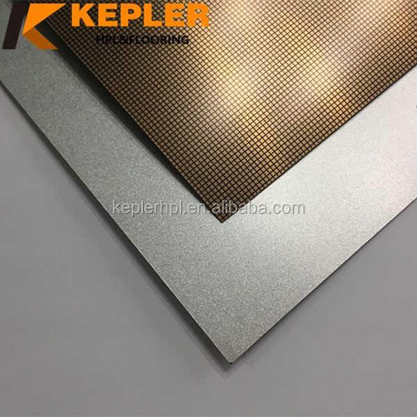 Hpl metallic formica with great price
