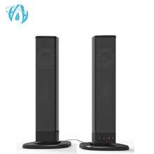 2018 Hot Sale New Detachable Tower Wireless Bluetooth Home Theater Speaker
