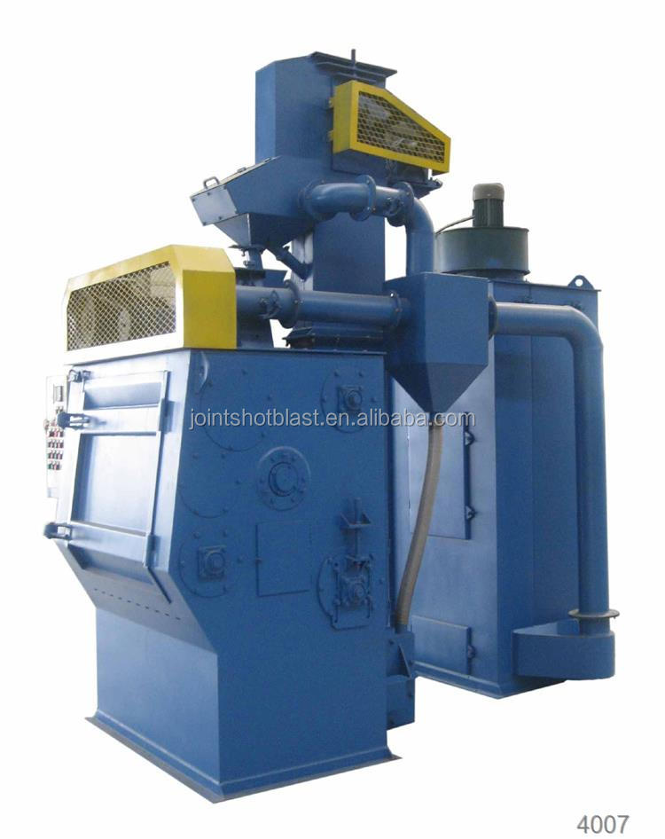 mobile phone spare parts cleaning equipment:q3210 type shot/sand blasting machine