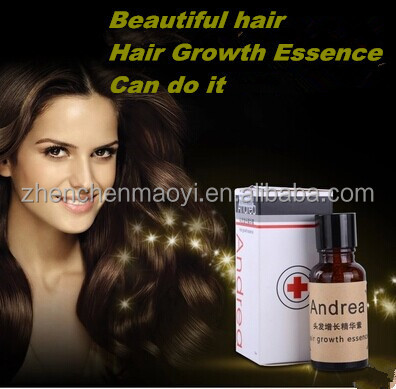 Top Selling!! Andrea Hair Growth Essence/ Hair Growth Pilatory For Lady