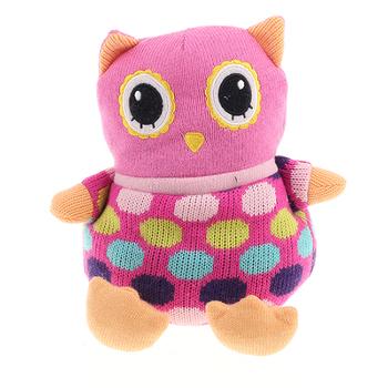 модные плюшевые куклы детские игрушки крючком птица сова вязаные