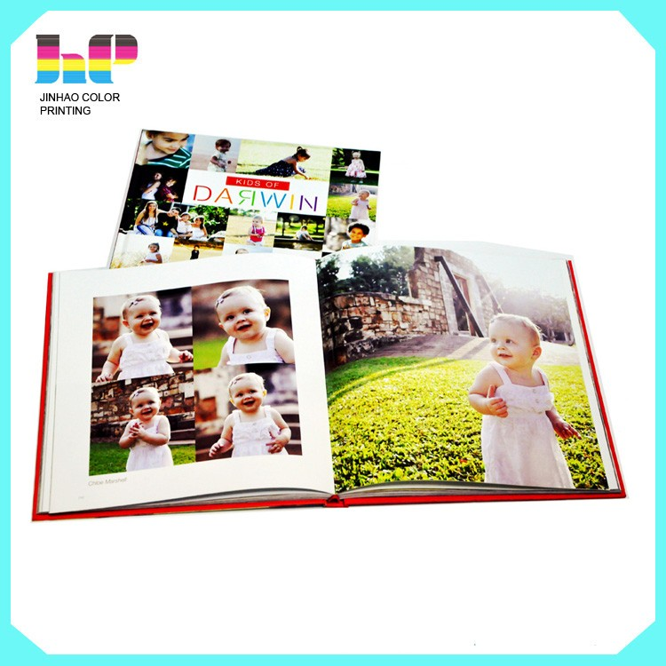 wholesale custom hard cover cheap photo book printing