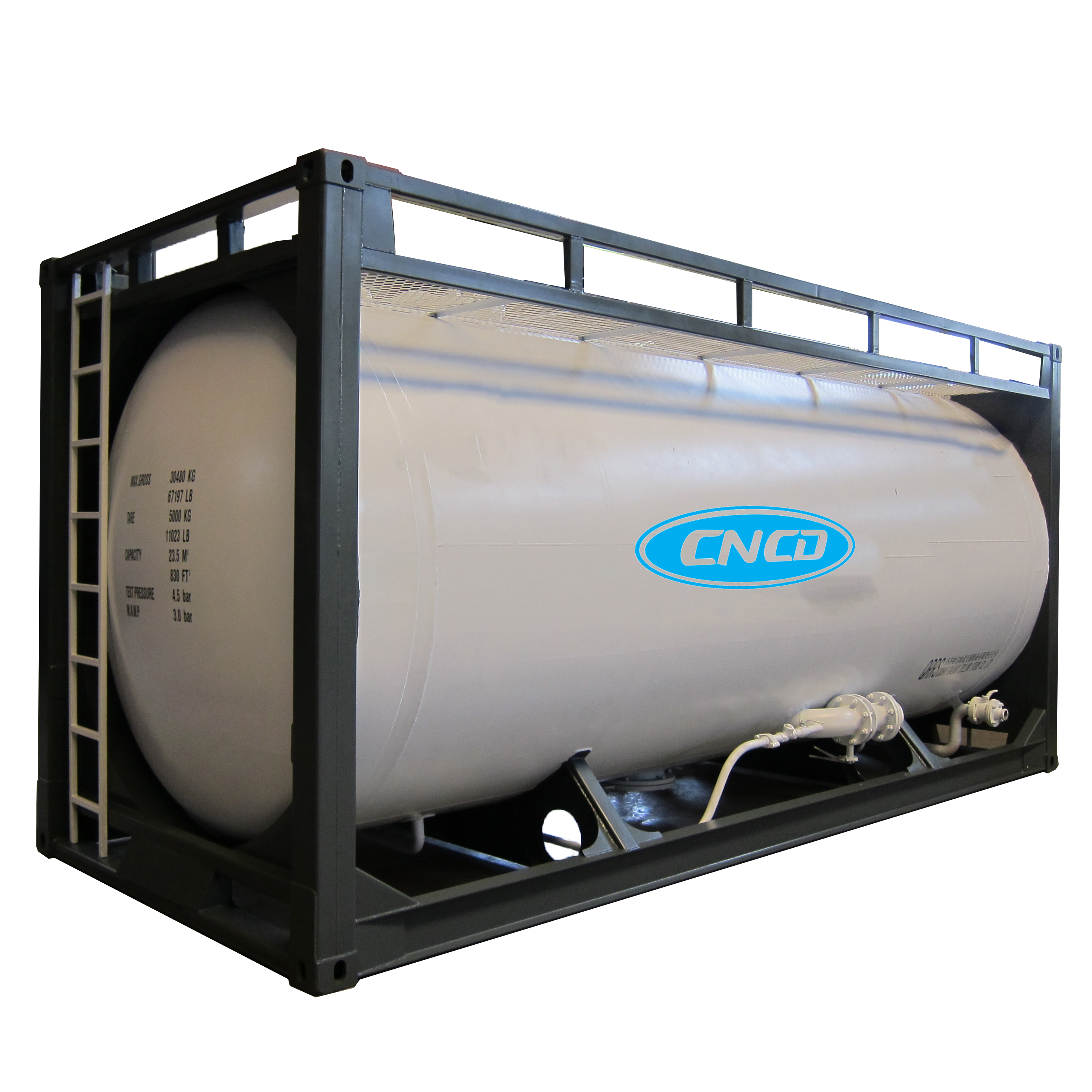 T75/t50 20ft Lpg/lng/cng/lo2/ln2/co2/chlorine/cooking Gas Iso Tank  Container - Buy Cryogenic Container,Cryogenic Container Storage Tank,Tank  Container