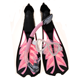 Pink Mask Snorkel and Fin Sets Scuba Diving Equipment Set