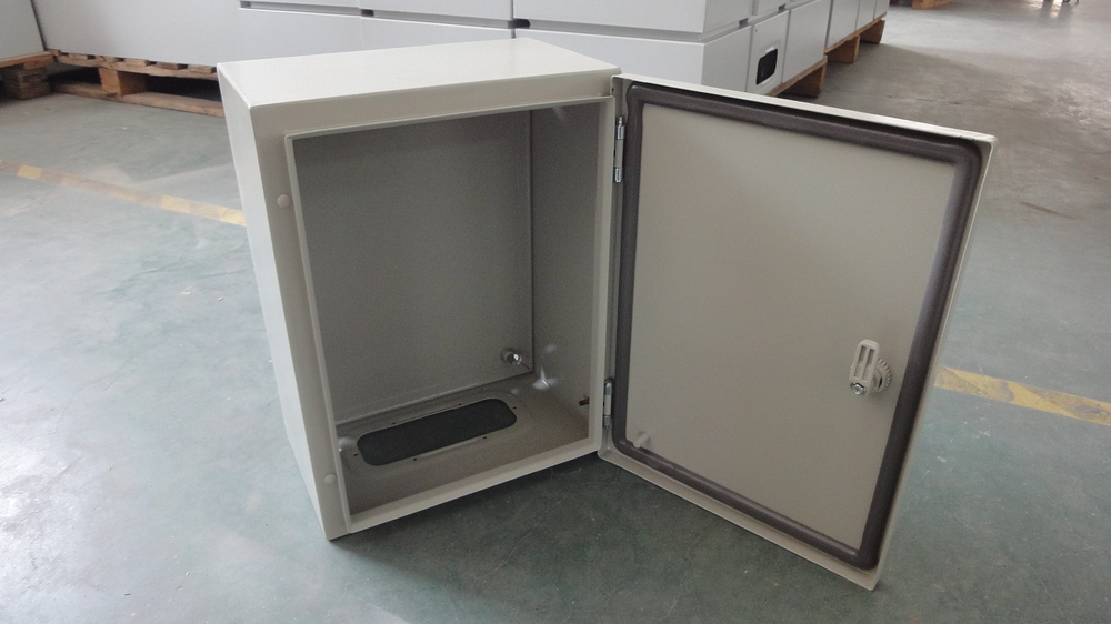 Control Box/panel/ip65 Ip66 Electric Cabinet/electrical Metal Box ...