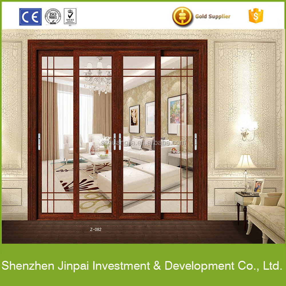 Latest doors brown fiberglass entry panel door with for Door and window design