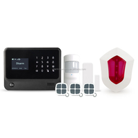 Factory directly offer smart wireless wifi alarm system,new trend alarm in USA and Europe