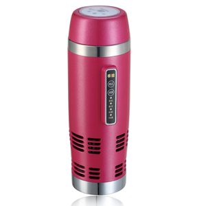 Electric Cup Cars / Electric Heater stainless mug/heat sensitive mug/2014 hot sale stainless steel water bottle