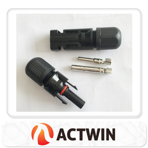 TUV approved High quality MC4 solar/PV connector