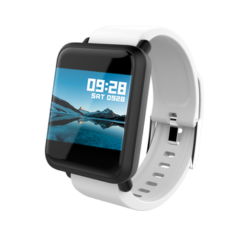 "New Arrival M28 1.3"" inch Blood Pressure Smart Watch phone for iphone and samsung all mobile phone"