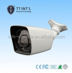 ahd cctv camera 1.0mp ir bullet with infrared IP66 turkish language ahd 4ch dvr