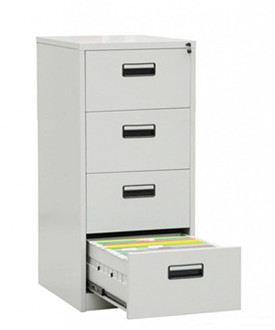 High Quality With Low Price Steel  Drawer Filing Cabinet For Office To Store Index Card