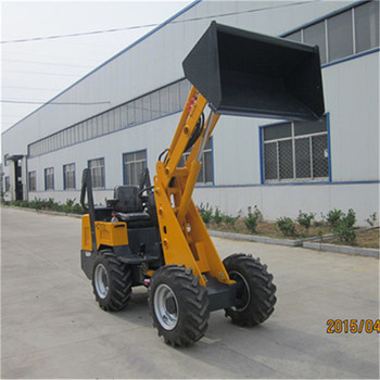 Taian Hysoon 1 ton wheel loader for sale