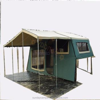 Hot Sale Family Outdoor Picnic Tent Sleek Design Fold Up Tent Cheap