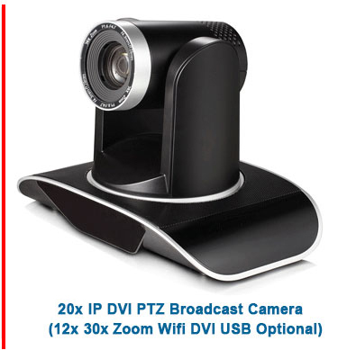 Voice and Video Conferencing 1080p 30fps 5X Optical Zoom HD Video Camera Mini USB PTZ