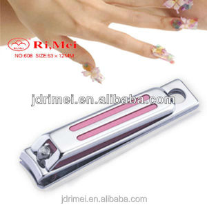 Rimei nail clipper beauty tools Manicure nail clipper for nail art