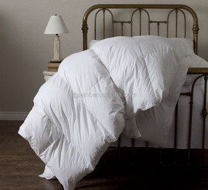 hot sale synthetic quilt white hotel use down alternative comforter