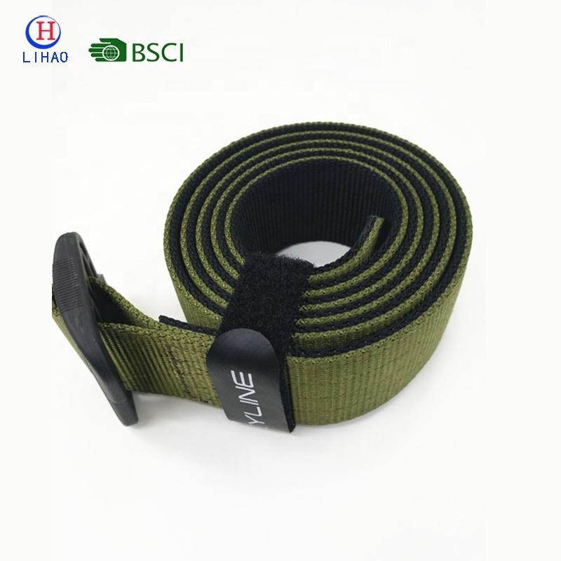 Armee Grün Nylon Gürtel Gurtband Military Gürtel auf lager