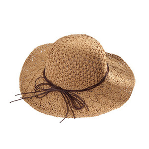 China Supplier Wholesale Custom Fashion Ladies Women Bucket Hat for Sale Straw Sun Hat