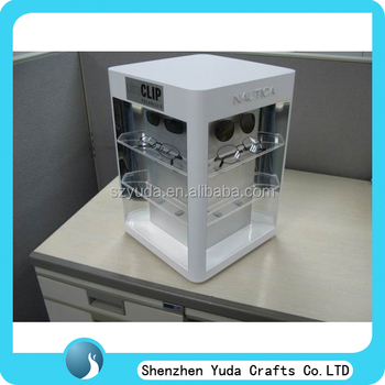 Countertop Acrylic Sunglass Display Case,Eyeglasses ...