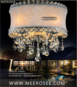 High Quality Crystal Ceiling Fans Pendant Lamp Bathroom Lighting Fixtures Md3149