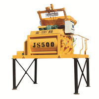 easy operate concrete mixer plant nursery names good price