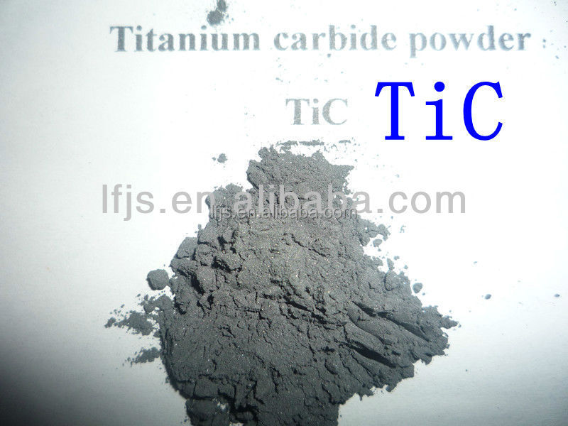 Titanium carbide powder(may suppress when the agglutination aluminum oxide crystal grain growing up,hindrance fracture growth)