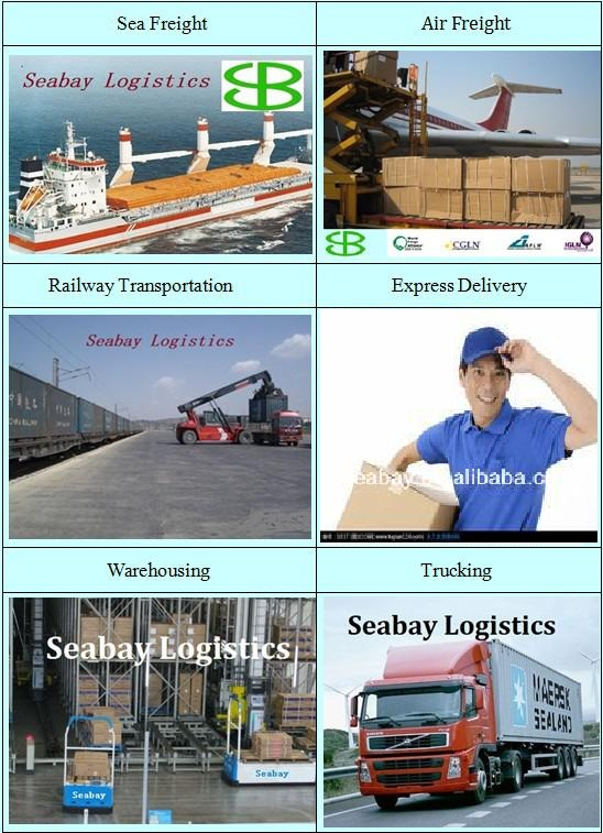 freight forwarder from China to Trinidad and Tobago