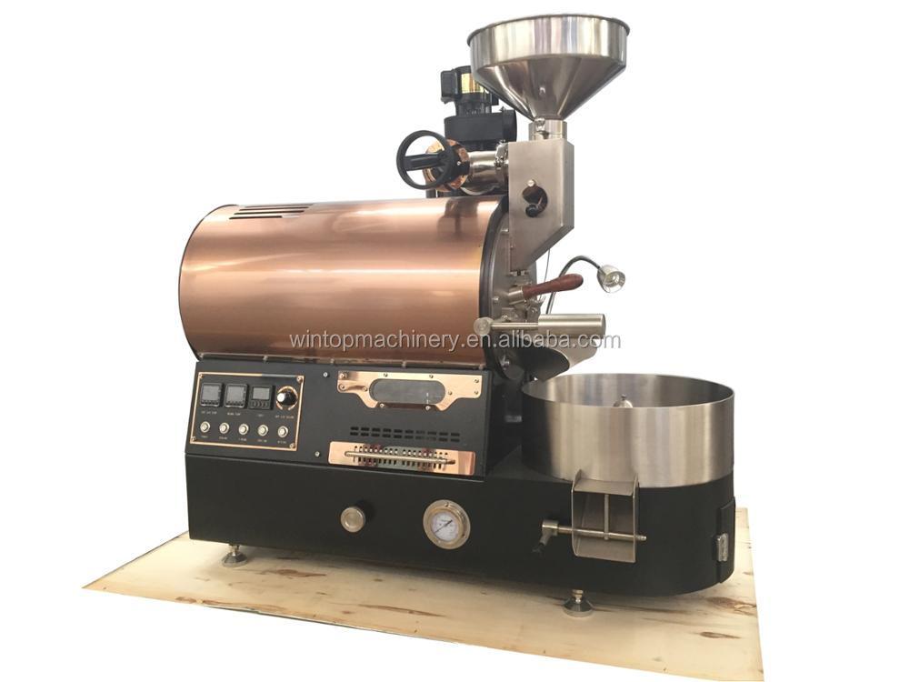 Electric Coffee Roaster Machine 2kg,Toper Coffee Roaster Roasting Machines  Gas,Commercial Coffee Roasting Equipment - Buy Electric Coffee