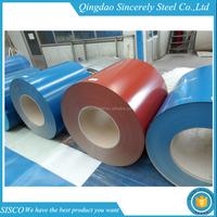 color coated aluminium zinc steel coil prepainted galvanized steel coil