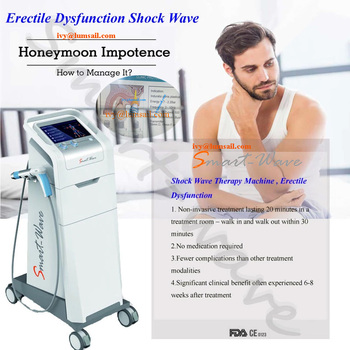 ¿Cuánto cuesta la terapia de ondas de presión para la disfunción eréctil?