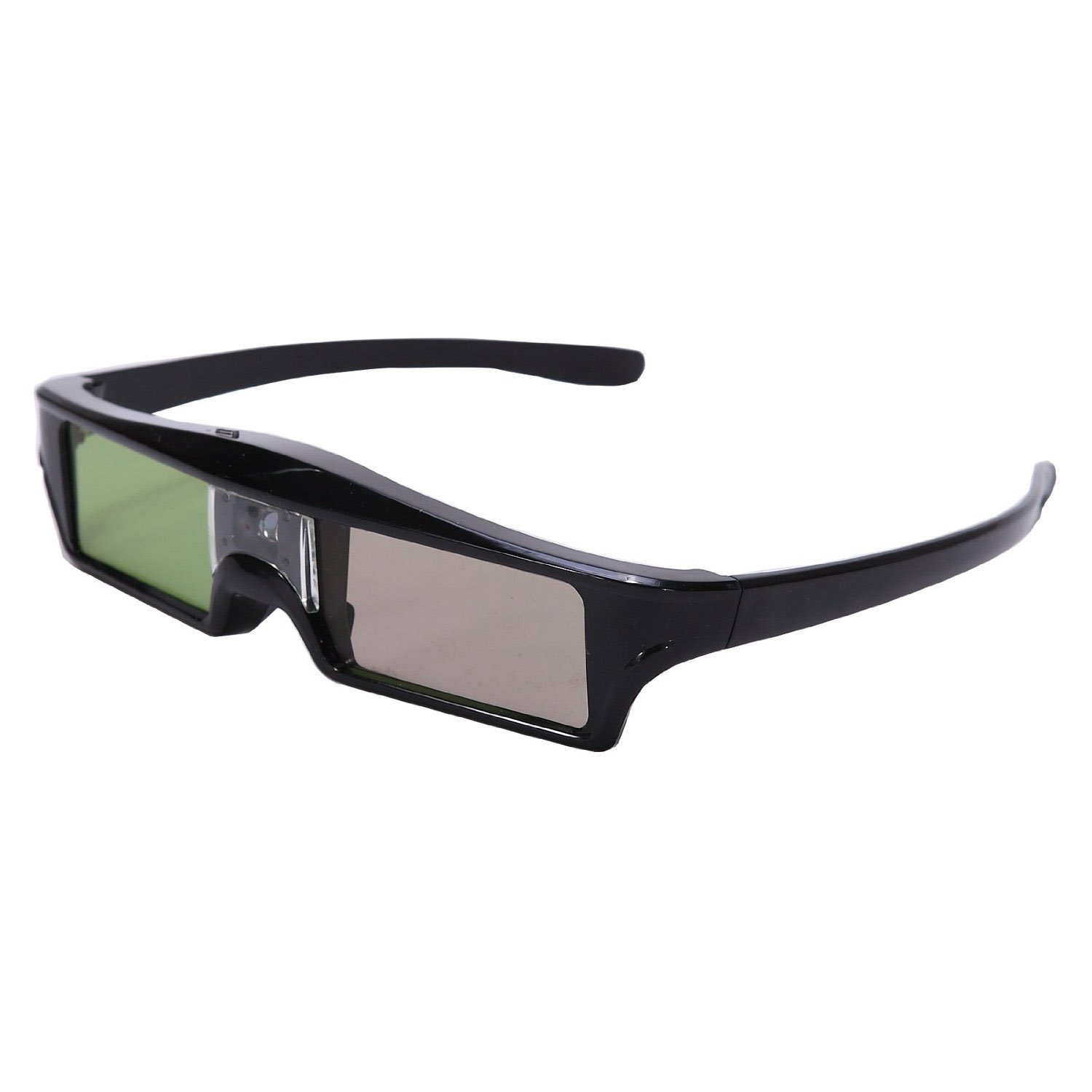 CAIWEI NEW 144 Hz Ultra-Clear HD 3D Active Rechargeable Shutter Glasses for DLP-Link 3D Projector/TV/HDTV