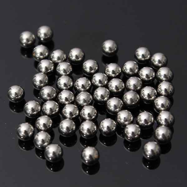 """304 Stainless Steel Loose Bearing Balls G100 Bearings 9.525mm 3//8/"""" 100 PCS"""