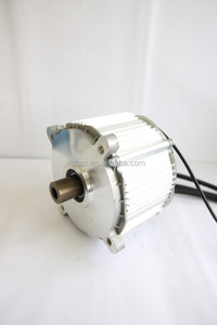 hot motor! Mac brushless 4kw low-speed electric car / vehicle motor