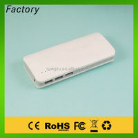 11000mAh Power Bank Charger Universal External Powered Backup Porable Battery Pack Backup Travel Cell Phone Charger