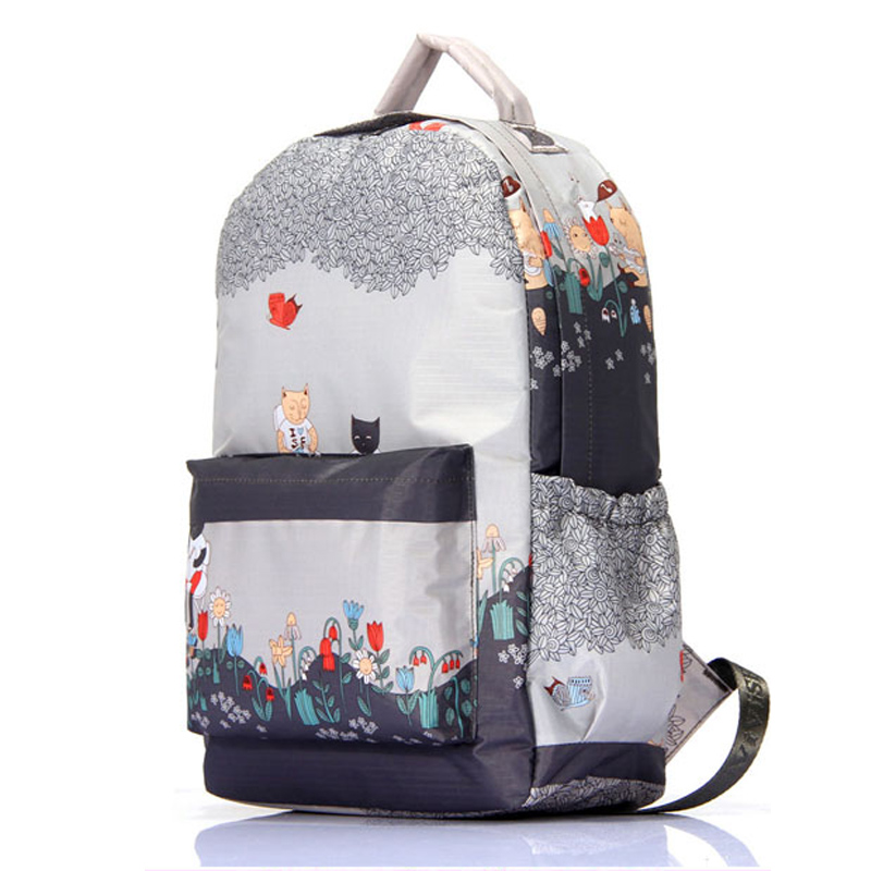 5f4aa1d2c9 China supplier low price gray canvas duffle cartoon lovey backpack kids  school bag for boys