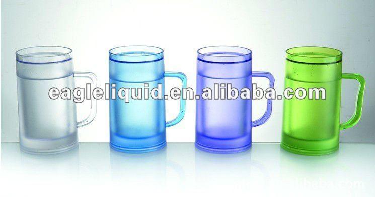 Acrylic Plastic 400 Ml China Plastic Decorative Drinking Cup