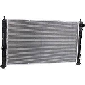 Make Auto Parts Manufacturing - PATRIOT 07-16 RADIATOR, w/o Off-Road Package (11-16 w/o Off-Road Package) - CH3010341