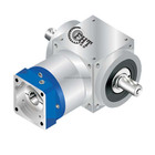 AT-FL Double Output Shaft Right Angle Spiral Bevel Gearbox ratio from 1 to 500