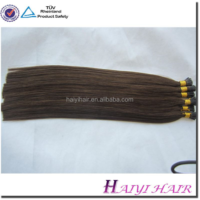 Latest Arrival special design russian stick tip hair extensions